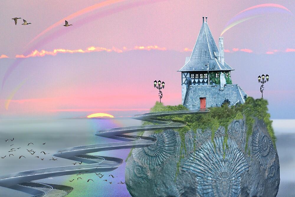 Rainbow world by Walraven