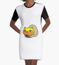 Orisa Kitty Loaf T-Shirt Kleid