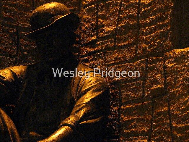 The Kid by Wesley Pridgeon