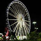 Niagara Skywheel by Heather Crough