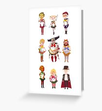 The Sailorquisition Greeting Card