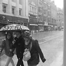 Another rainy Manchester afternoon by Adam Irving
