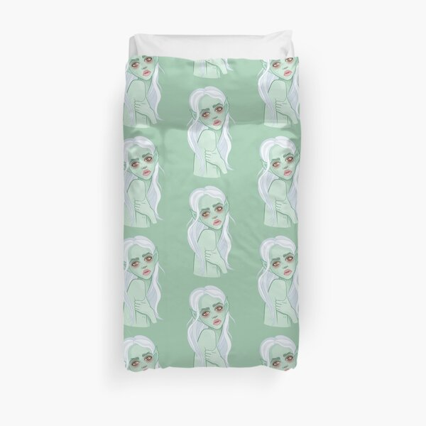 The Creature Duvet Cover