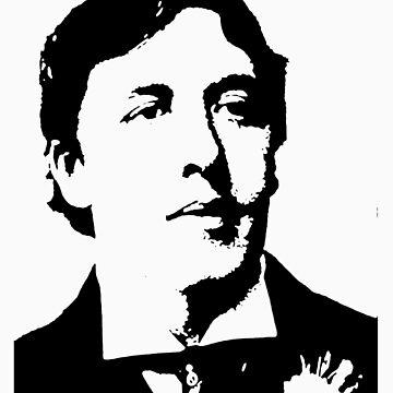 Oscar Wilde T-Shirt by oscarwilde