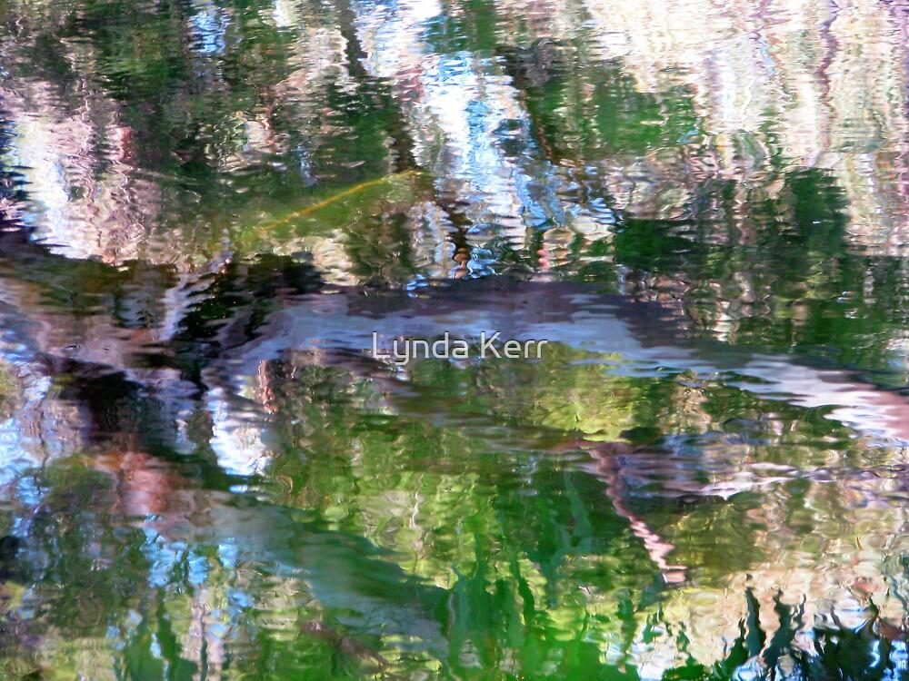 Coloured Water 4 by Lynda Kerr