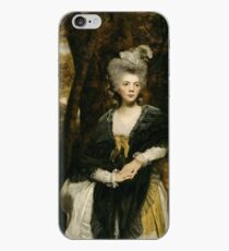 Lady Frances Finch by Joshua Reynolds iPhone Case