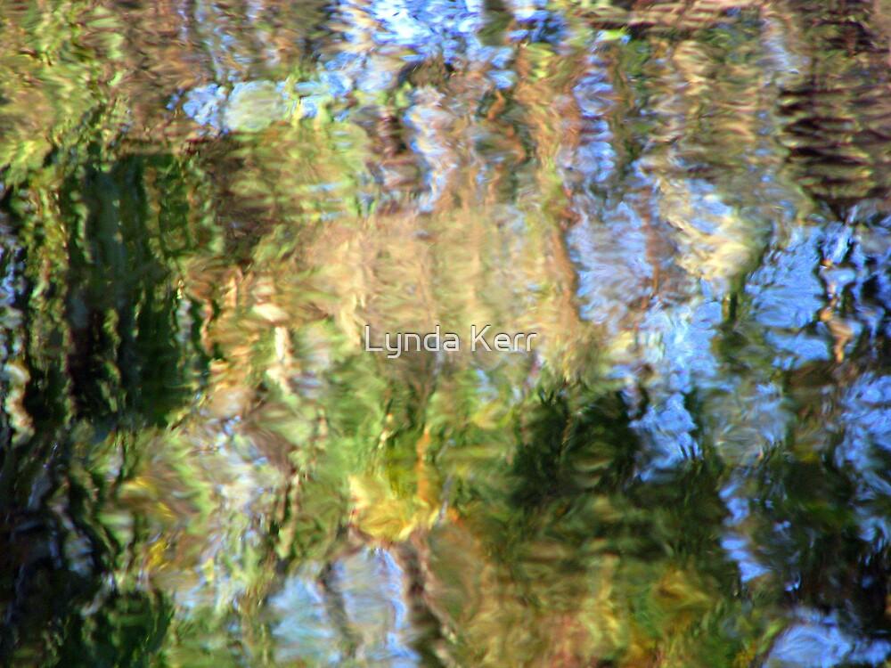 Coloured Water 3 by Lynda Kerr