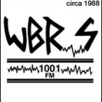 WBRS 100.1 FM OLD LOGO by charlang