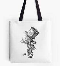 Mad Hatter - Alice in Wonderland Tote Bag