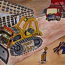 Construction by Susan van Zyl