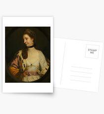 Lady Sondes by Joshua Reynolds Postcards
