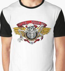 POWELL PERALTA 40 YEARS DEEP Graphic T-Shirt