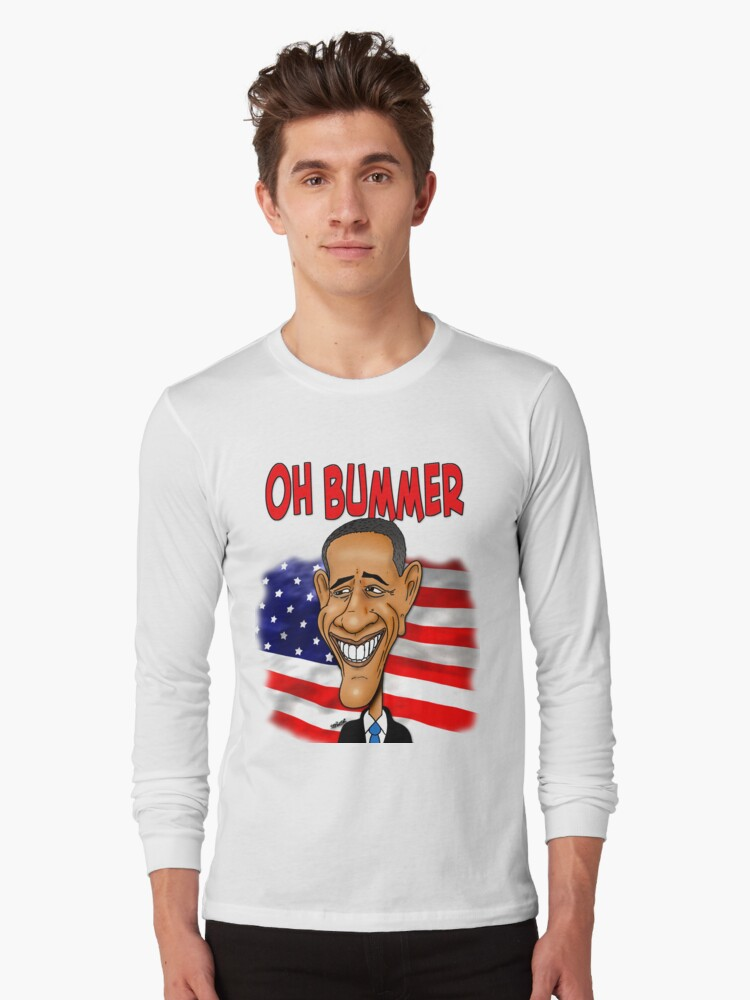 Obama Oh Bummer! by ShaneStringer