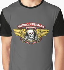 POWELL PERALTA EXTRA TOUGH Graphic T-Shirt