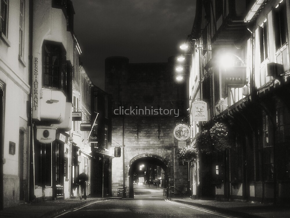 Bootham awaiting the dawn by clickinhistory