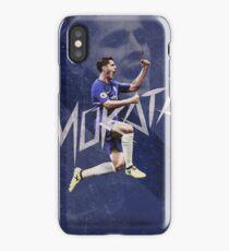 Alvaro Morata Chelsea iPhone Case/Skin