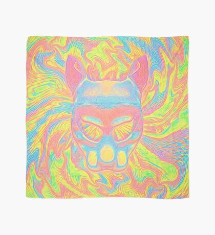 Abstract Mask Scarf