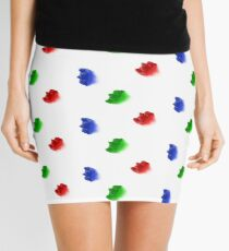 Gummy Bear Scatter Mini Skirt