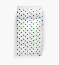 Gummy Bear Scatter Duvet Cover