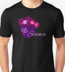 Heart for Science T-Shirt