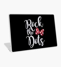 Rock die Punkte Laptop Folie
