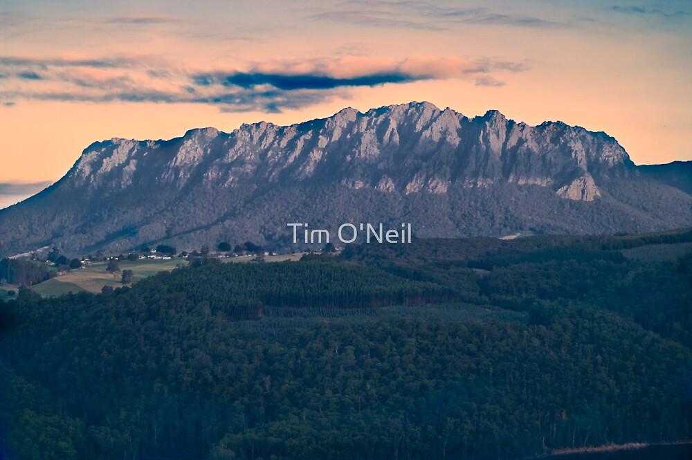 Moody Mount Roland by Tim O'Neil