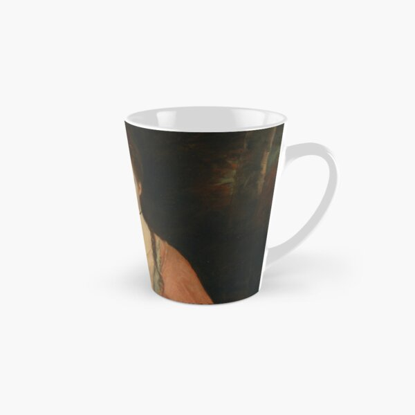 Anne Seymour Damer by Joshua Reynolds Tall Mug