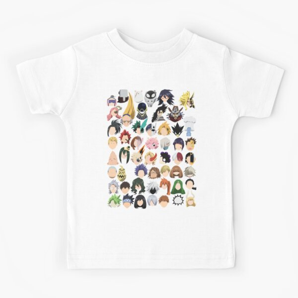 Best Anime Shirts On Roblox