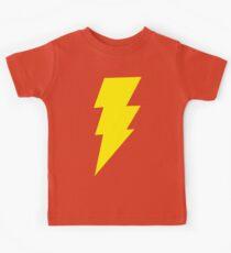 Shazam Kinder T-Shirt