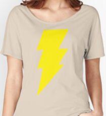 Shazam Women's Relaxed Fit T-Shirt