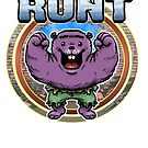 The Incredible Runt by marlowinc