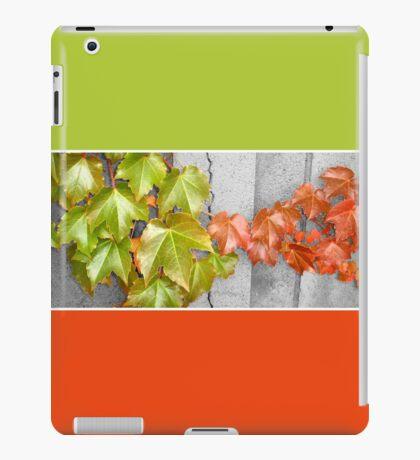 Splitting Season iPad Case/Skin
