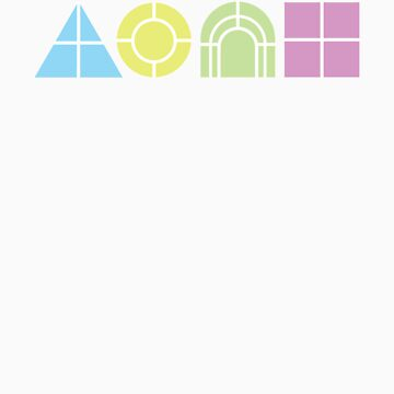 the triangle window by FlyAwayPeter