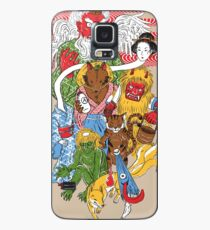 Monster Parade Case/Skin for Samsung Galaxy