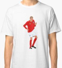 Peter Crouch Robot Dance Vector Classic T-Shirt