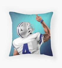DP - DC Throw Pillow