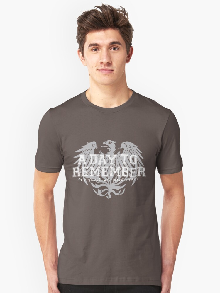 A Day To Remember - For Those Who Have Heart Unisex T-Shirt Front