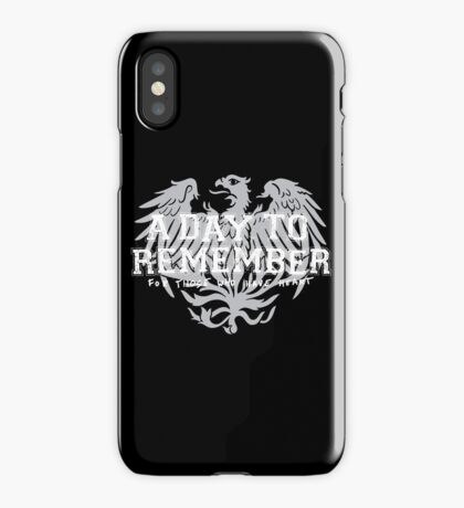 A Day To Remember - For Those Who Have Heart iPhone Case