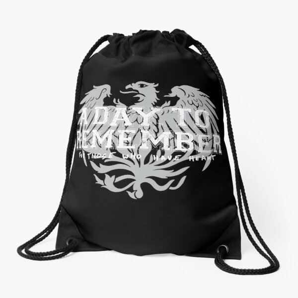 A Day To Remember - For Those Who Have Heart Drawstring Bag