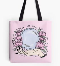 you are magic - pt2 Tote Bag