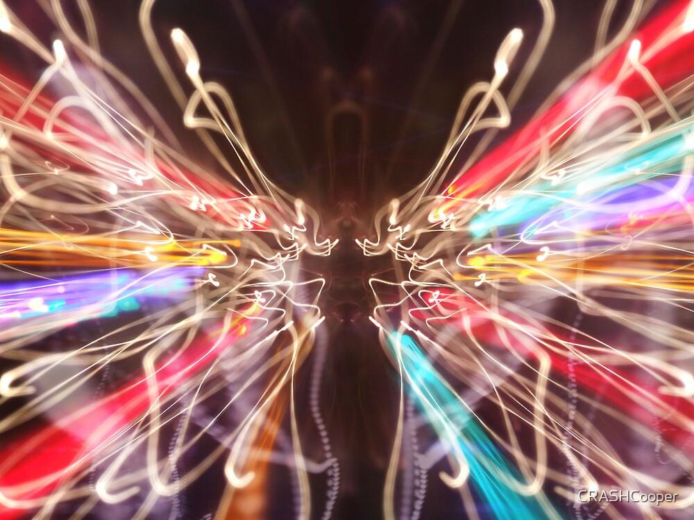 Neon Wings by CRASHCooper
