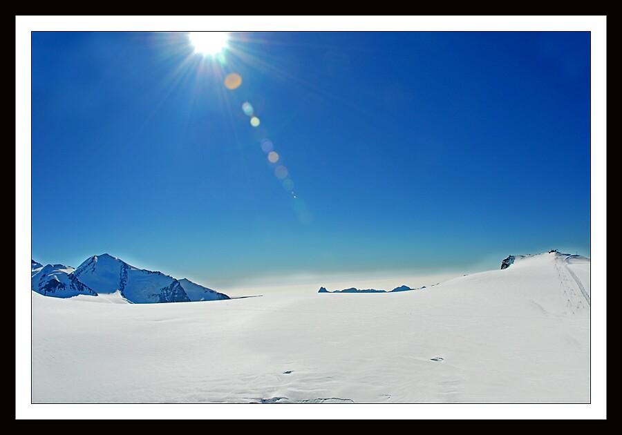 One of the Swiss peaks by satwant