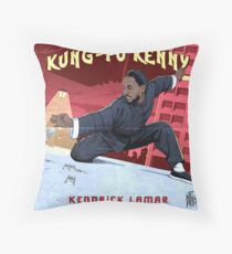 Kung Fu Kenny Floor Pillow