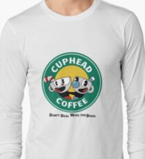 CupHead Mug Long Sleeve T-Shirt