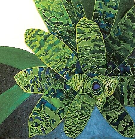 Shades of Green by Megan Lane