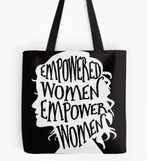 EMPoWERED WOMEN EMpower WOMEN  Tote Bag