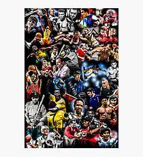 Best Sports stars print Photographic Print
