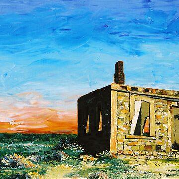 Silverton Ruin by Ochresands
