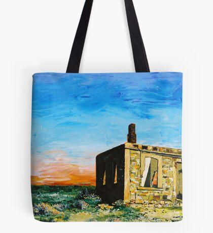 Silverton Ruin Tote Bag