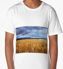 Wheat Field Long T-Shirt